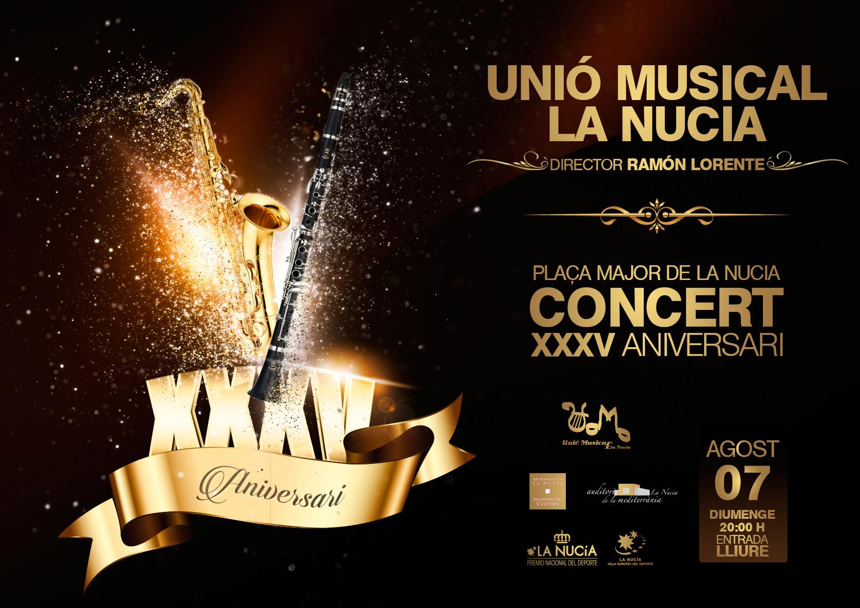 concert XXXV aniversari