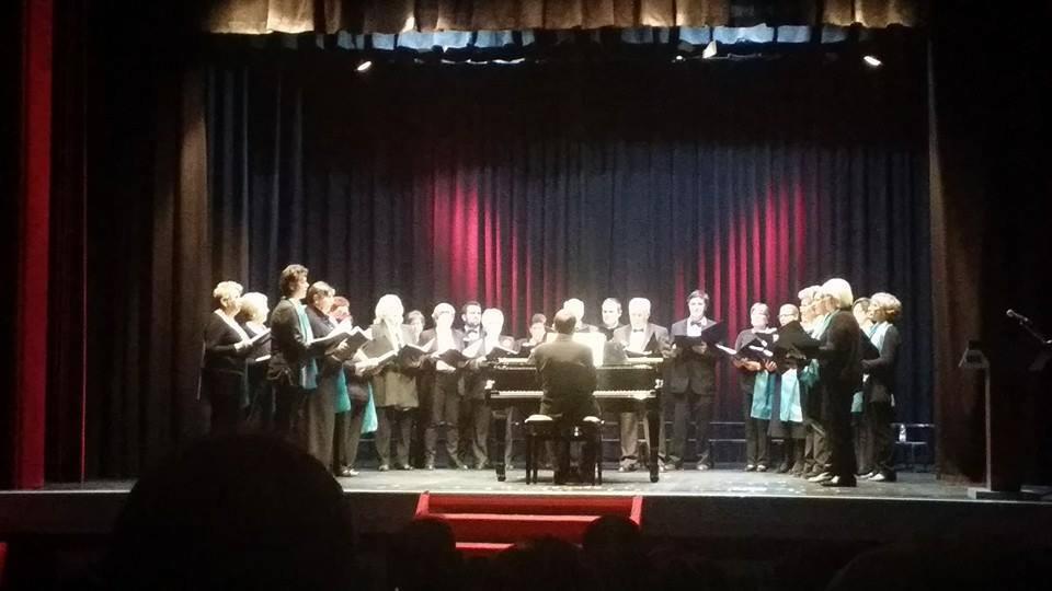 coral concierto rojales